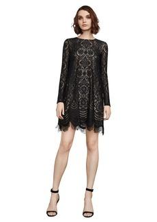 Marae Lace A-Line Dress