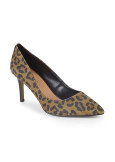 Marci Leopard Stiletto Pumps