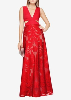 Marilyne Cutout Lace Gown