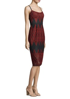 BCBG Max Azria Alese Knee-Length Dress