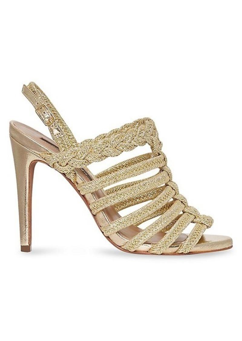 BCBG Max Azria Ana Leather Sandals
