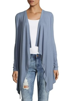BCBG Max Azria Angela Open-Front Long-Sleeve Sweater
