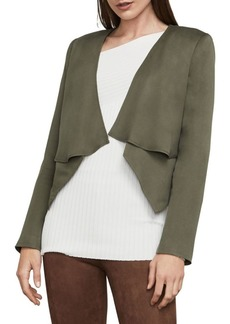 BCBG Max Azria Ania Double-Layer Jacket