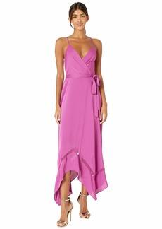 BCBG Max Azria Asymmetrical Hem Dress