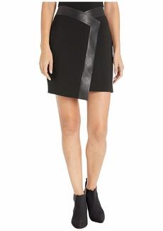 BCBG Max Azria Asymmetrical Hem Skirt