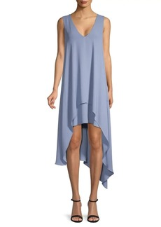 BCBG Max Azria Asymmetrical Shift Dress
