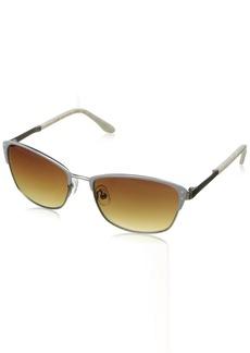 BCBG Max Azria BCBG Women's Destiny Cateye Sunglasses