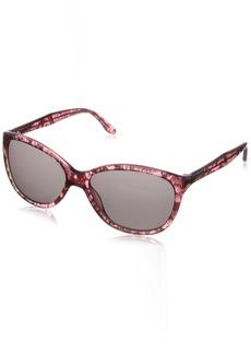 BCBG Max Azria BCBG Women's Precious Wayfarer Sunglasses