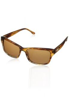 BCBG Max Azria BCBG Women's Risky Wayfarer Sunglasses