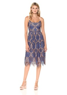 BCBG Max Azria BCBGMax Azria Women's Antonina Lace Woven Dress