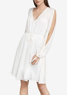 BCBG Max Azria BCBGMax Azria Women's Cooper Woven Casual Dress  S