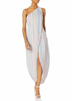 BCBG Max Azria BCBGMax Azria Women's Dries One Shoulder Knit Dress