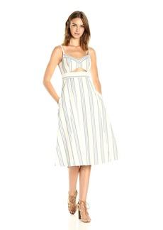 BCBG Max Azria BCBGMax Azria Women's Karoline Woven Bustier Dress