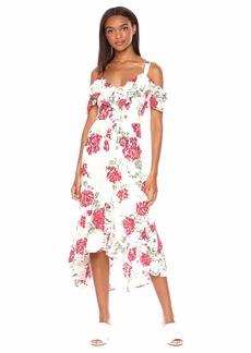 BCBG Max Azria BCBGMax Azria Women's La Rosa Lace Dress  M