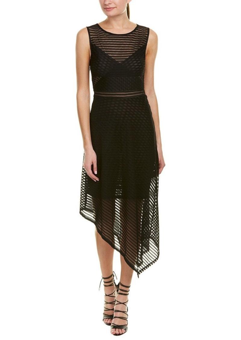 BCBG Max Azria BCBGMax Azria Women's Leona Asymmetrical Dress  XS