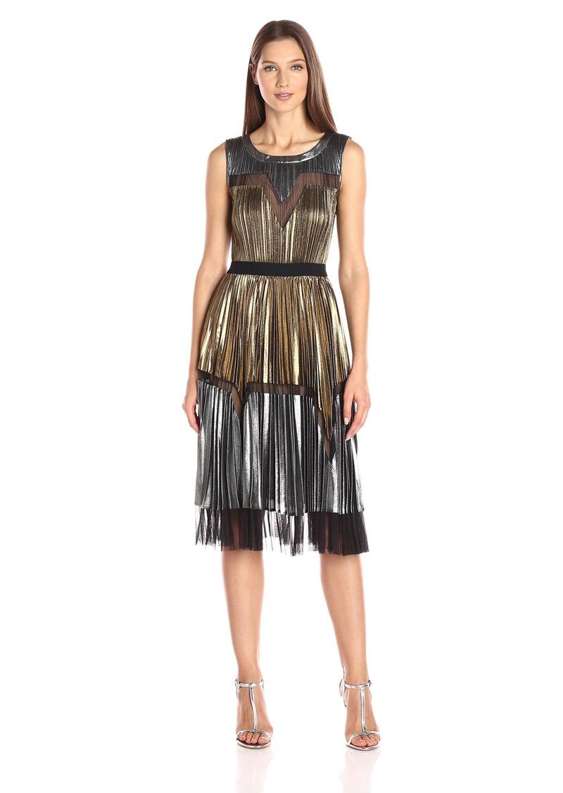 BCBG Max Azria BCBGMax Azria Women's Lucea Woven Evening Dress  XS