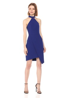 BCBG Max Azria BCBGMax Azria Women's Makenna Woven Evening Dress
