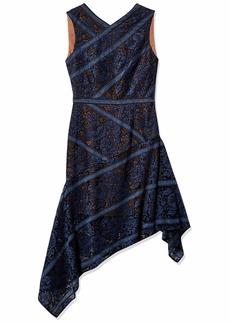 BCBG Max Azria BCBGMax Azria Women's Mary Ann Knit Evening Dress