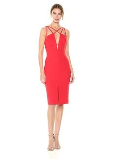 BCBGMax Azria Women's Sedonia Sleeveless Pencil Dress