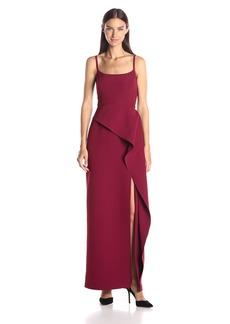 BCBG Max Azria BCBGMax Azria Women's Steluh Gown with Side Slit
