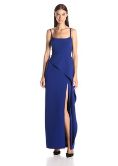 ee59666ea42 BCBG Max Azria BCBGMax Azria Women s Steluh Gown with Side Slit