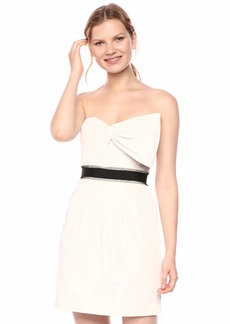 BCBG Max Azria BCBGMax Azria Women's Strapless Cocktail Dress