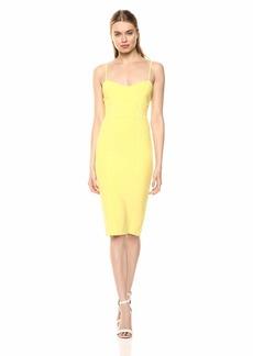 BCBG Max Azria BCBGMax Azria Women's Strappy Bodycon Dress  S