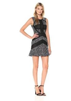BCBG Max Azria BCBGMax Azria Women's Tasha Sleevless Lace Knit Dress