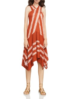 BCBGMAXAZRIA Ada Asymmetric Dress