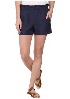BCBG Max Azria BCBGMAXAZRIA Addison Paper Bag Shorts