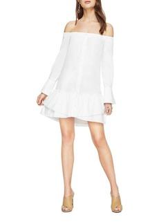 BCBGMAXAZRIA Aiyana Off-The-Shoulder Dress