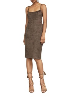 BCBGMAXAZRIA Alese Knit Sheath Dress