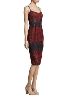 BCBG Max Azria Alese Knee-Length Dress