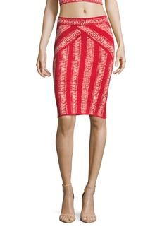 Alexa Knit Sweater Skirt