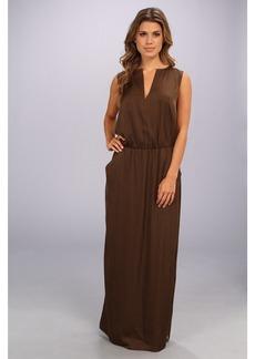"BCBGMAXAZRIA ""Alexis"" Sleeveless Maxi Dress"