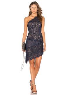 BCBGMAXAZRIA Alisha Dress in Blue. - size 0 (also in 2,4)