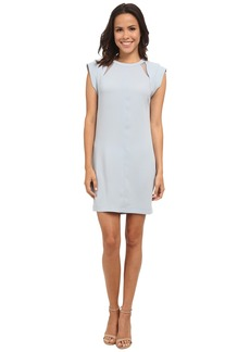 BCBGMAXAZRIA Alycia Woven Cocktail Dress