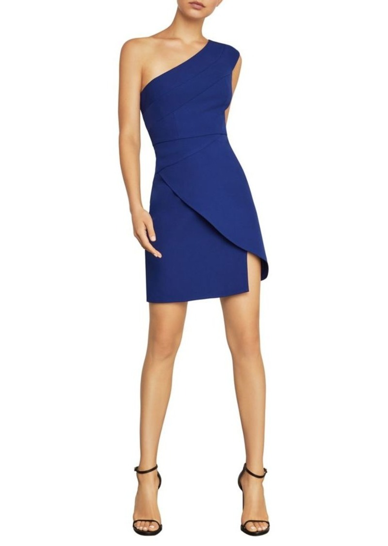 7ff5fb1dac3 On Sale today! BCBG Max Azria BCBGMAXAZRIA Aryanna One-Shoulder Dress