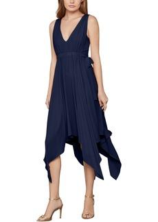 BCBG Max Azria Bcbgmaxazria Asymmetrical Drawstring Dress
