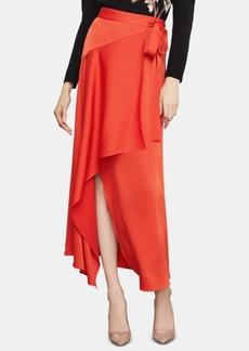 BCBG Max Azria Bcbgmaxazria Asymmetrical Maxi Skirt