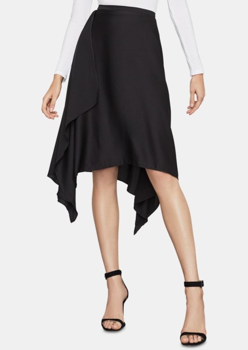 3af7bf442 BCBG Max Azria Bcbgmaxazria Asymmetrical Midi Skirt | Skirts