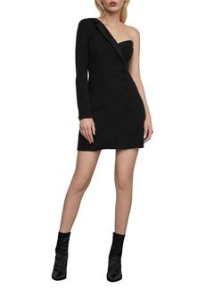BCBG Max Azria BCBGMAXAZRIA Asymmetrical Mini Dress