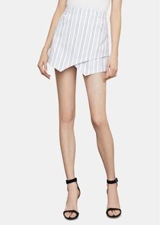 BCBG Max Azria Bcbgmaxazria Asymmetrical Mini Skirt