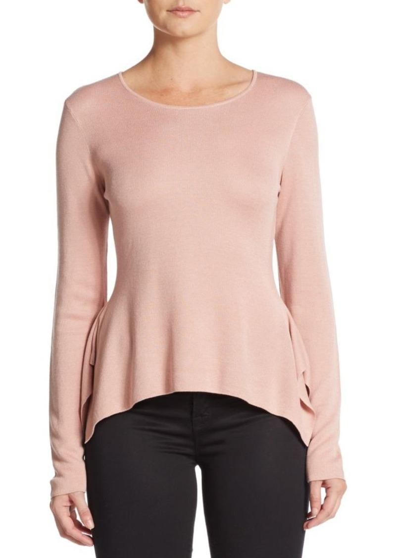 BCBG Max Azria BCBGMAXAZRIA Audry Silk-Blend Sweater
