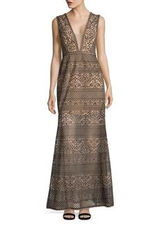 BCBGMAXAZRIA Aurora Dress