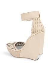 BCBG Max Azria BCBGMAXAZRIA 'Austin' Ankle Strap Wedge Sandal
