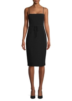 BCBG Max Azria BCBGMAXAZRIA Back Lace Up Evening Dress