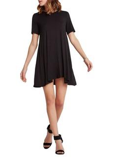 BCBGMAXAZRIA Back Yoke A-Line Dress