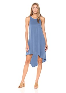 BCBGMax Azria Women's Lunah Knit Hi-Low Tank Dress  S