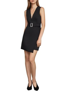BCBG Max Azria BCBGMAXAZRIA Belted Sheath Dress